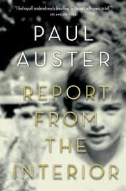 Paul Auster's forthcoming book - but is it saying anything new?