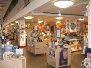 Akademibokhandeln, Växjö