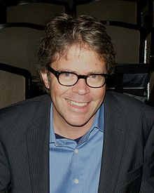 Jonathan Franzen - future Booker Prize winner?