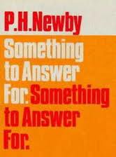 P H Newby - the first Booker winner