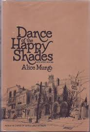 Alice Munro's first book