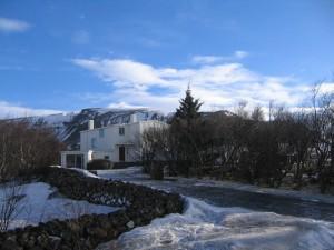 Laxness' house