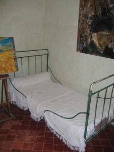 Van Gogh's bed