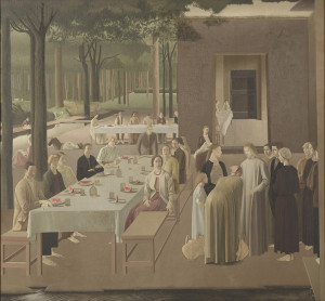 Winifred Knights' The Marriage at Cana
