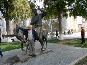 Hoja Nasreddin in Bukhara